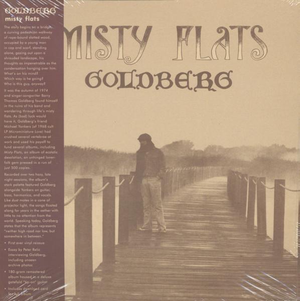 Misty Flats (LP, 180g Vinyl)