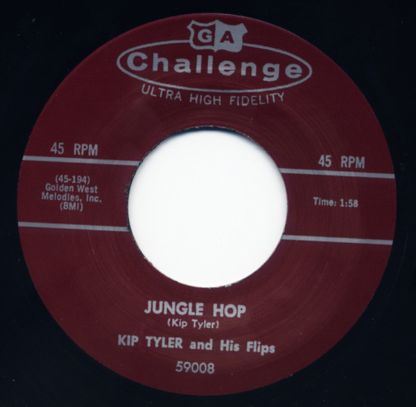 Jungle Hop - Ooh Yeah Baby 7inch, 45rpm