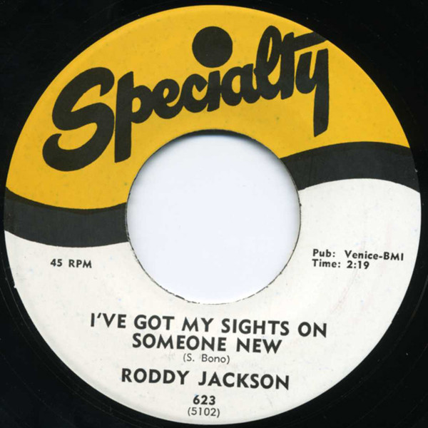 Love At First Sight - I've Got My Sights..7inch, 45rpm