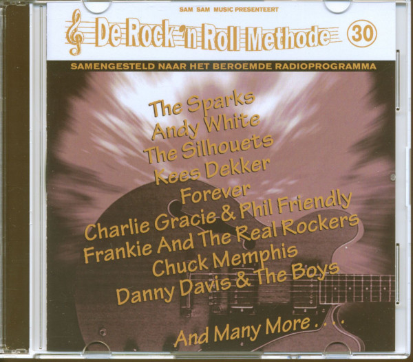 De Rock'n'Roll Methode Vol.30 (CD)