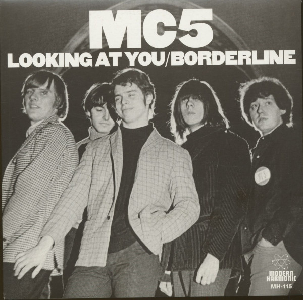 Looking At You - Borderline (7inch, 45rpm, BC, RSD)