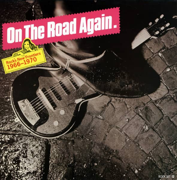 On The Road Again - Rock's New Frontiers 1966-1970 (LP)