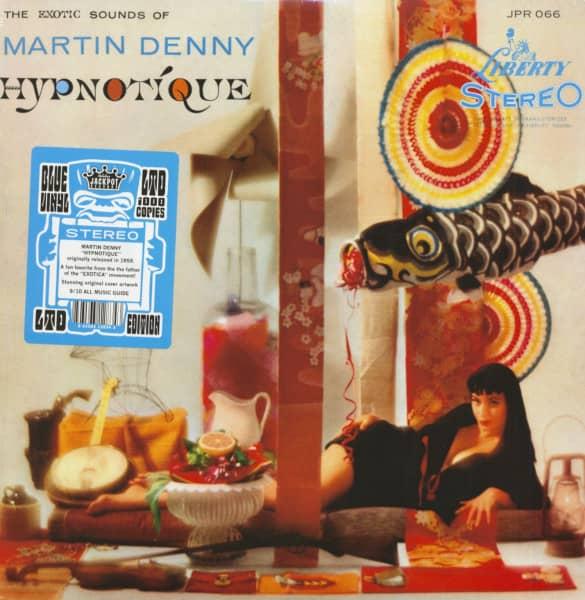 Hypnotique (LP, Ltd. Colored Vinyl)