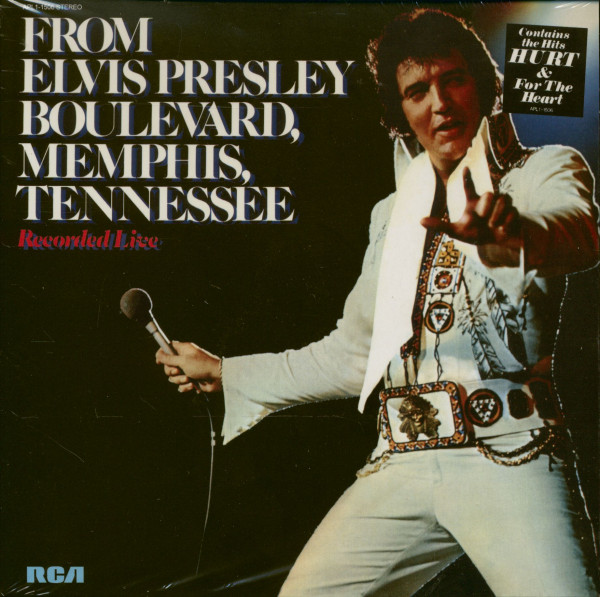 From Elvis Presley Boulevard, Memphis,TN (2-CD)