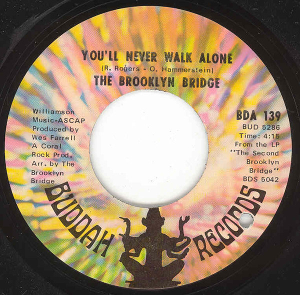 You'll Never Walk Alone - Ministral... 7inch, 45rpm