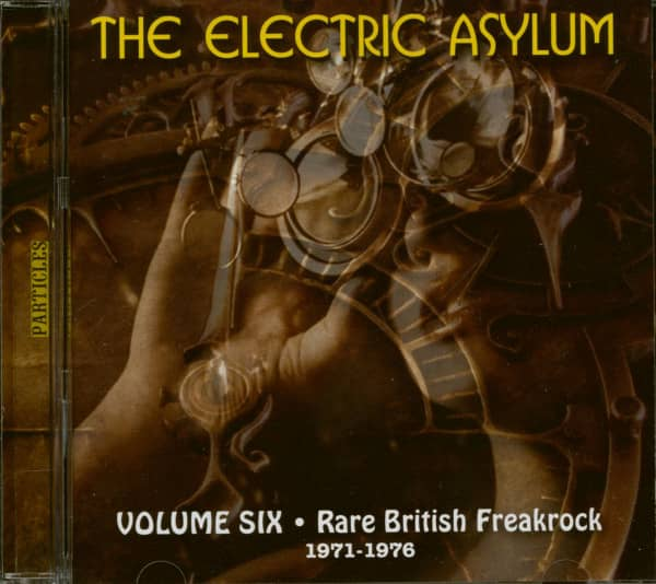 The Electric Asylum Vol.6 (CD)