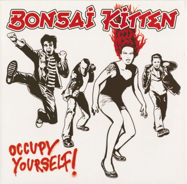 Occupy Yourself! (Limited-Numbered Vinyl)