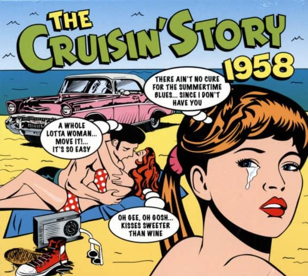 The Cruisin' Story - 1958 2-CD