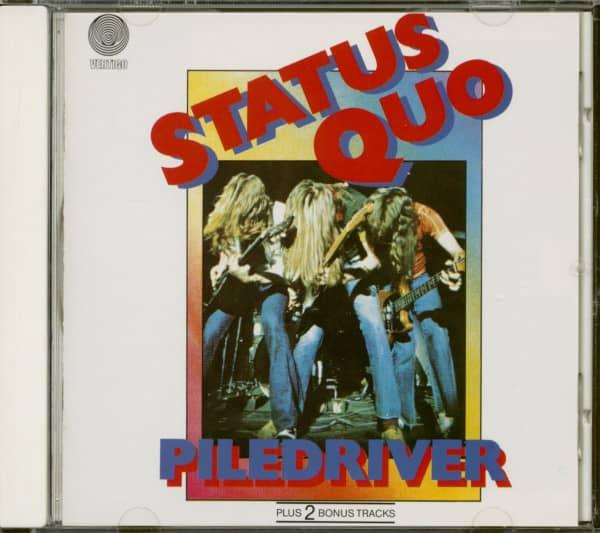Piledriver (CD)