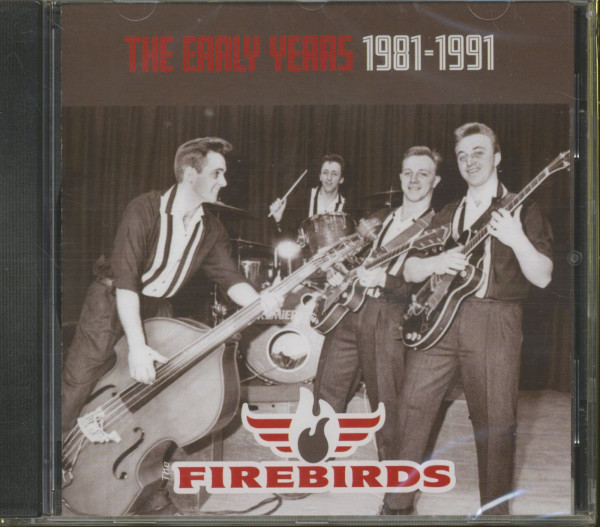 The Early Years - 1981-1991 (CD)