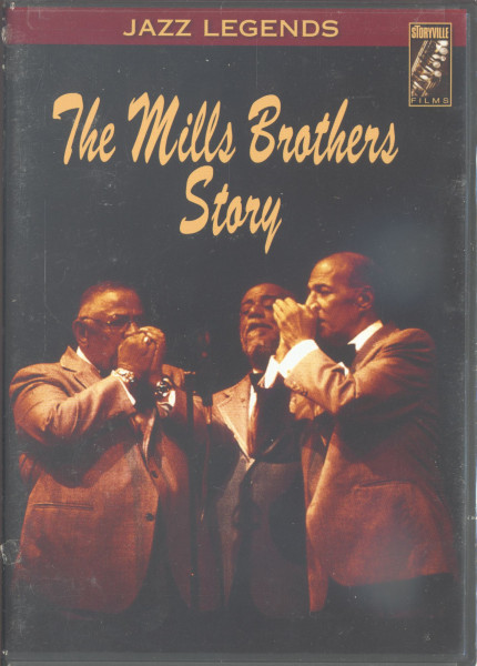 Jazz Legends - The Mills Brothers Story (DVD)