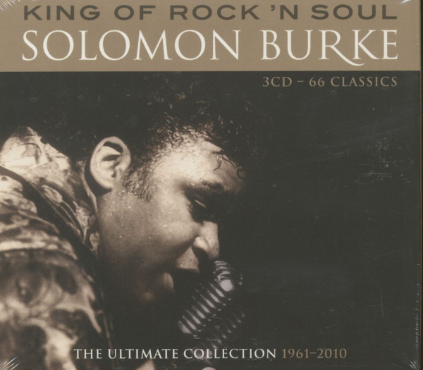 King Of Rock & Soul - The Ultimate Collection 1961-2010 (3-CD)