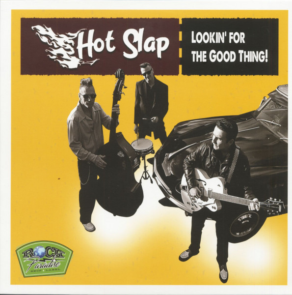 Lookin' For The Good Thing! (LP)