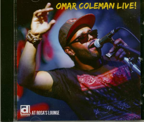 Omar Coleman Live! (CD)