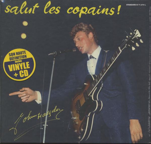 Salut Les Copains (LP, 10inch & CD, Ltd.)