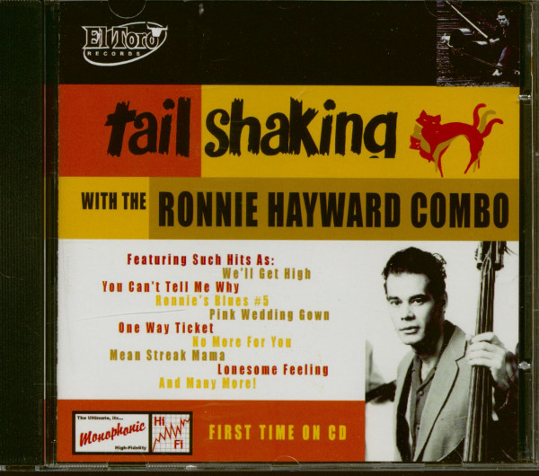 Tail Shaking With The Ronnie Hayward Combo (CD)