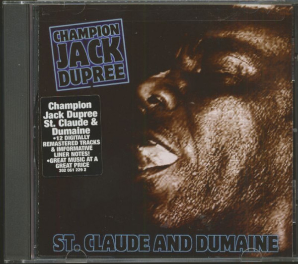 St. Claude And Dumaine (CD, Cut-Out)