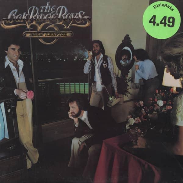 Room Service (cut-out) (LP)