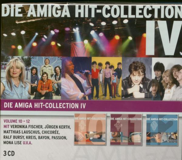 Vol.4, Amiga Hit-Collection (3-CD) #10-12