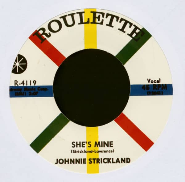 She's Mine - You've Got What It Takes (7inch, 45rpm)