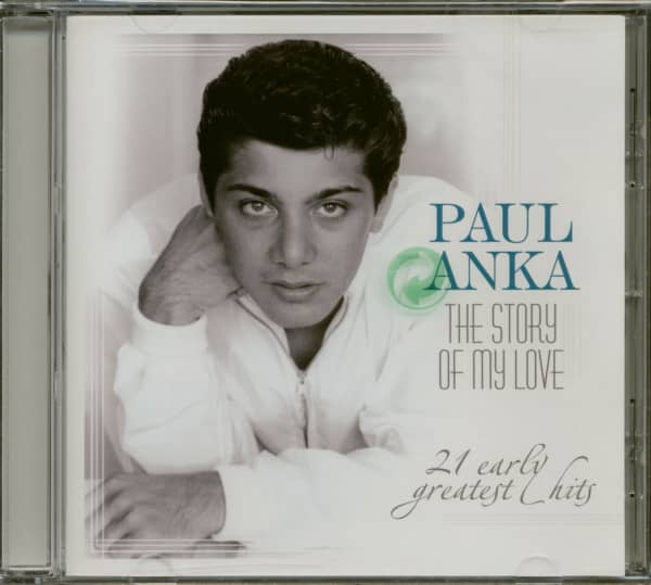The Story Of My Love - 21 Early Greatest Hits (CD)