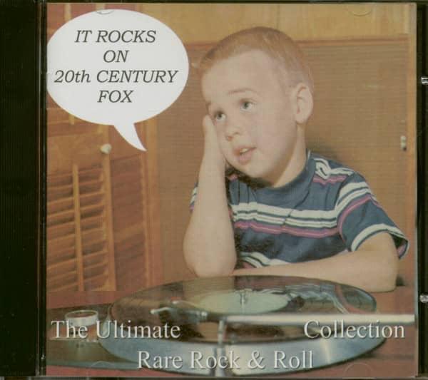 It Rocks On 20th Century Fox (CD)