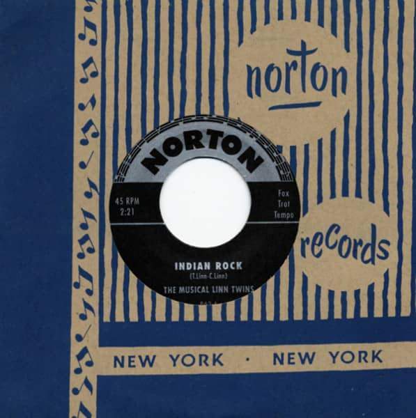 Indian Rock - Rockin Out The 'Blues 7inch, 45rpm