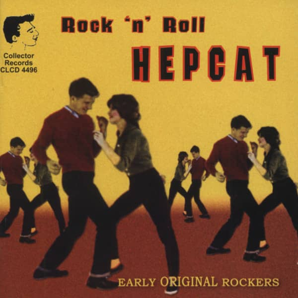 Rock & Roll Hep Cat