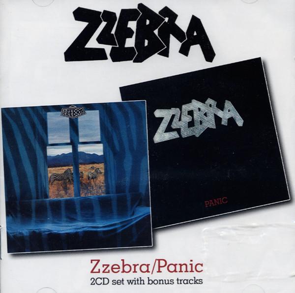 Zzebra - Panic (2-CD)