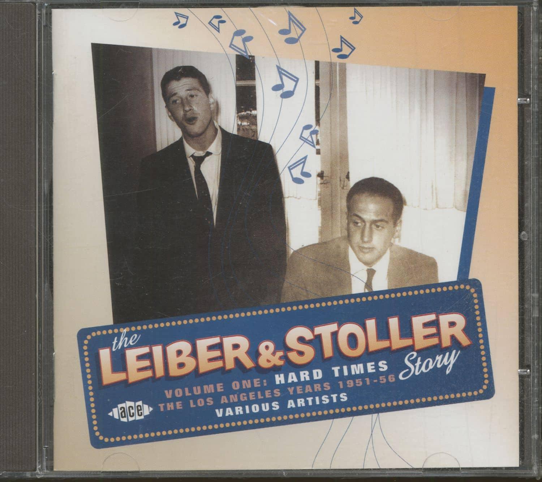 Various CD: The Leiber & Stoller Story Vol.1 - Bear Family Records