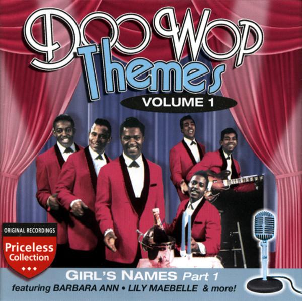 Girl's Names - Doo Wop Themes Vol.1