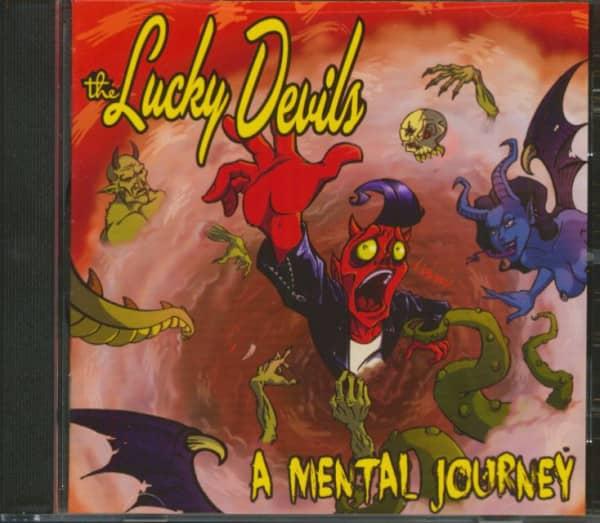 A Mental Journey (CD)