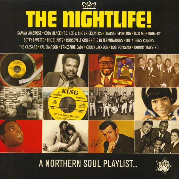 The Nightlife! - A Northern Soul Playlist (LP)