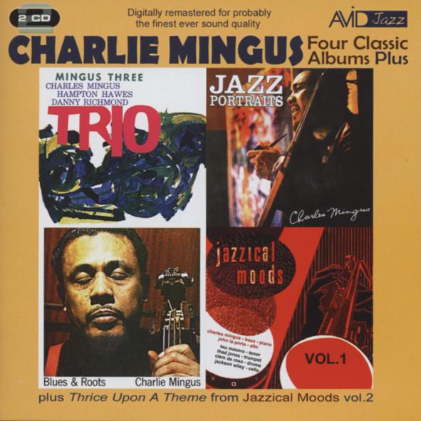 Three Classic Albums (2-CD)
