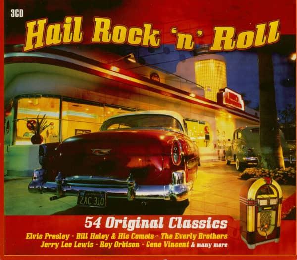 Hail Rock 'N' Roll (3-CD)