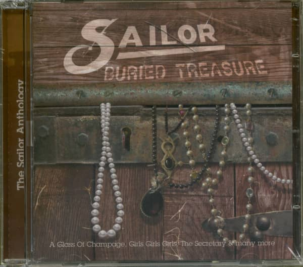Buried Treasure - The Sailor Anthology (CD)