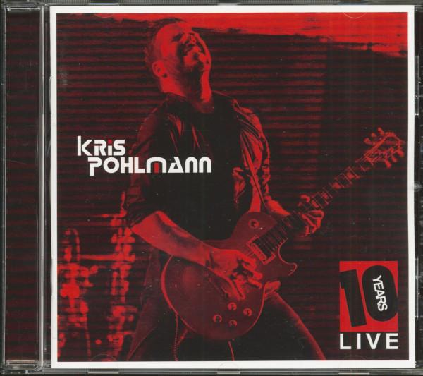10 Years Live (CD)