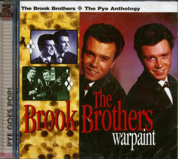 Warpaint - The Pye Anthology (2-CD)