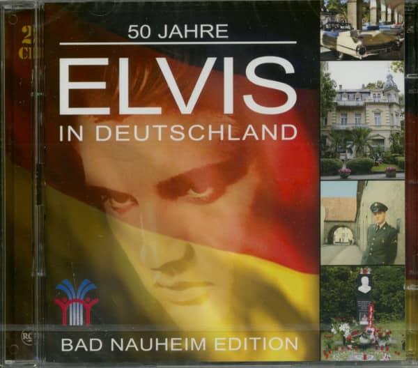 50 Jahre In Deutschland (2-CD) Bad Nauheim Edition (CD)