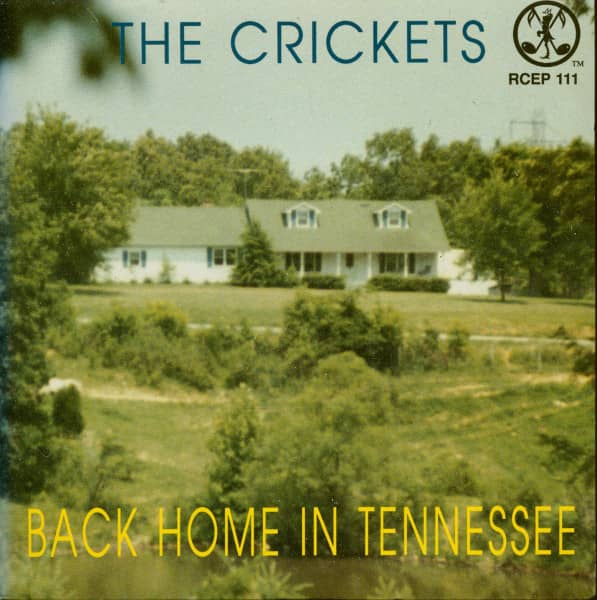 Back Home In Tennessee (7inch, EP, 45rpm, PS)
