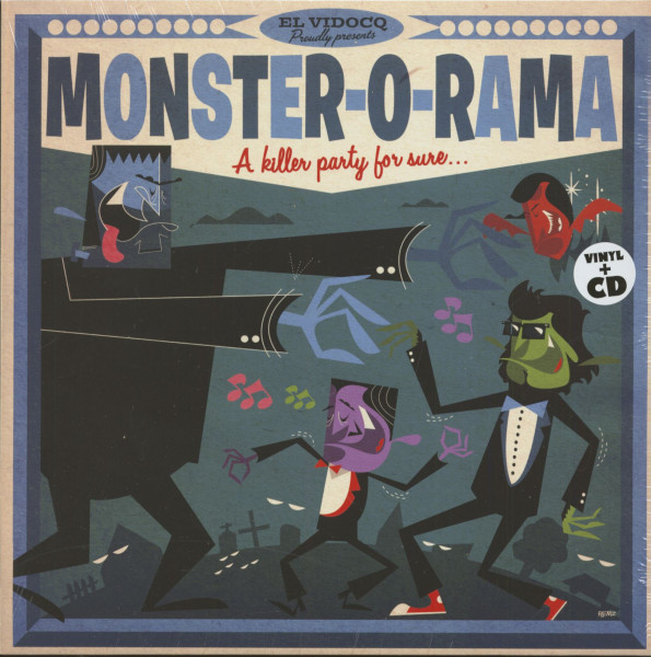 Monster-O-Rama (LP+CD)