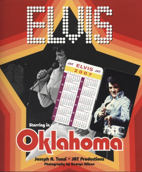 Starring In Oklahoma - Photobook