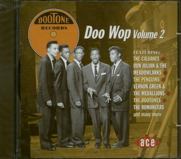 Dootone Doo Wop Vol.2