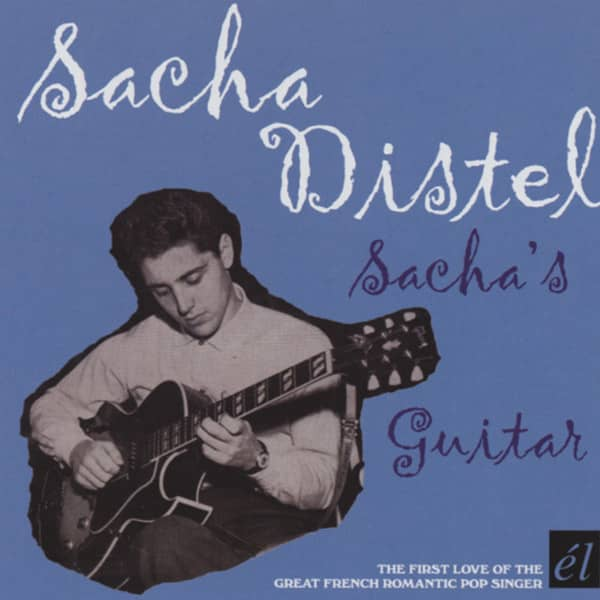 Sacha's Guitar