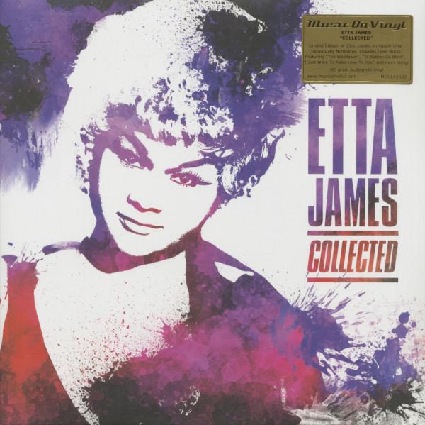 Collected (2-LP, 180g, Purple Vinyl, Ltd.)