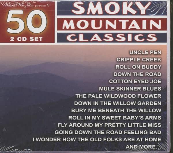 50 Smoky Mountain Classics (2-CD)
