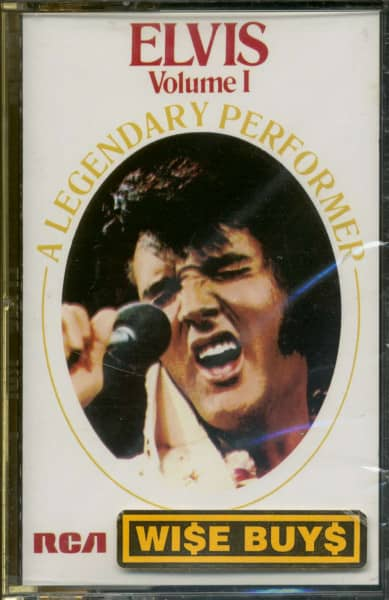 A Legendary Performer Vol 1. (MC)