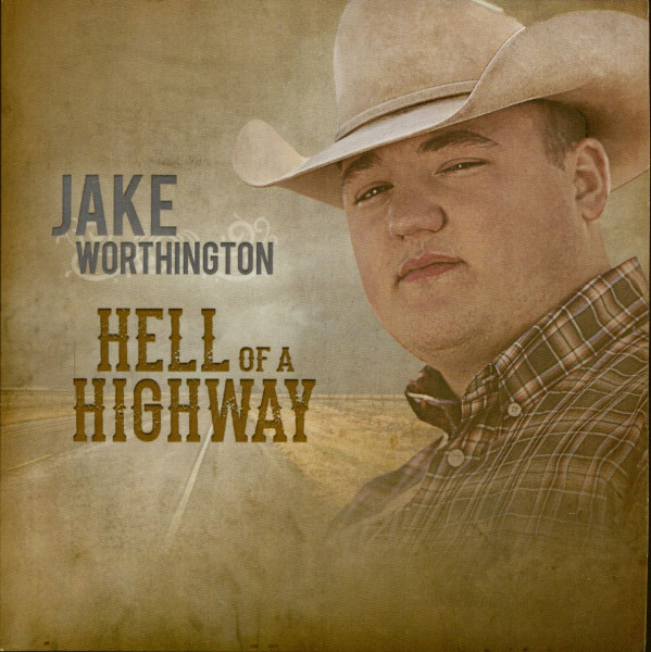 Hell Of A Highway (CD)