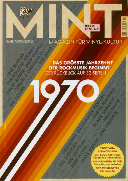 Mint Magazin #37, 07/20