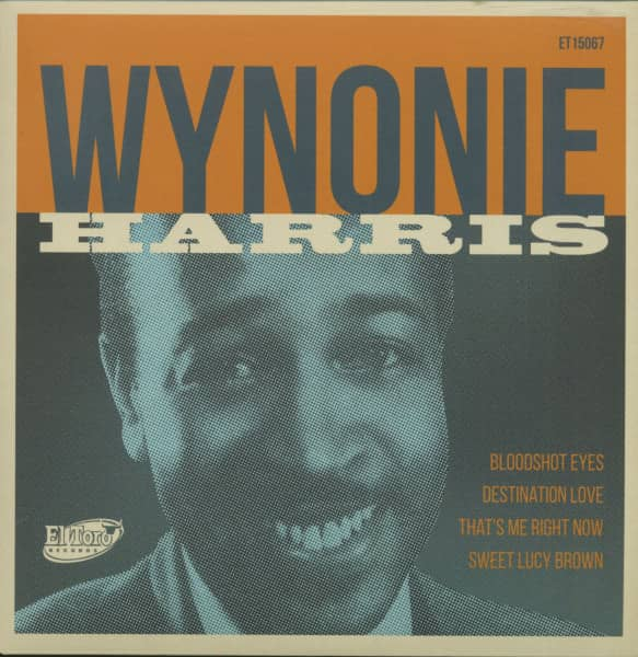 Wynonie Harris (7inch, EP, 45rpm, PS)